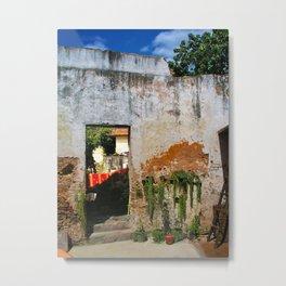 PALADAR FROM CUBA Metal Print