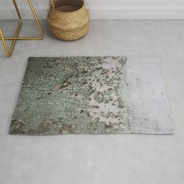 Muted Green Gradient Rug