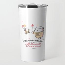 Travel Mamá Travel Mug