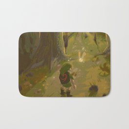 Childhood favorite - Ocarina of Time Bath Mat