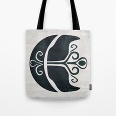 Odin's Ravens (Memory and Thought) Tote Bag