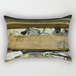 Tool Man Rectangular Pillow