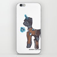 levi iPhone & iPod Skins featuring Levi Ackerman by Midnight Zoe