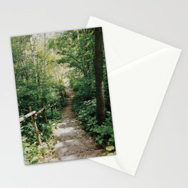 Steps to Somewhere  Stationery Cards