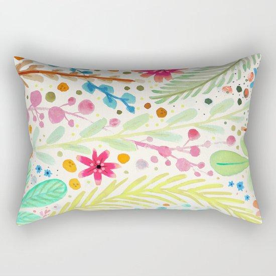 les prairies Rectangular Pillow
