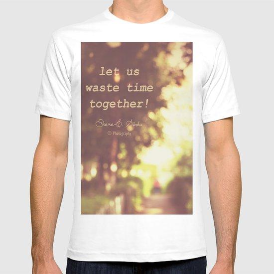 Miros de tei T-shirt