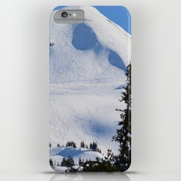 Back-Country Skiing  - III iPhone Case