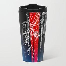 Delicate-Red Travel Mug