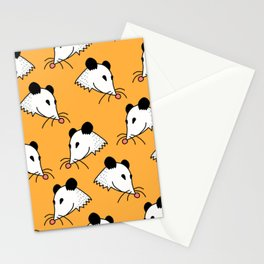 Possum pattern Stationery Cards