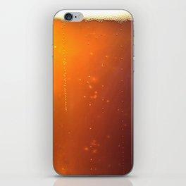 Beer Texture iPhone Skin
