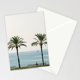 Sunny winter days in Palma de Mallorca- Travel photography- Holiday dreams Stationery Cards