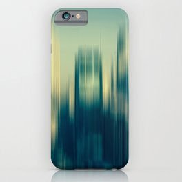 CityCity's scrapers iPhone Case