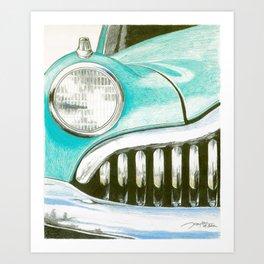 Cruiser Art Print