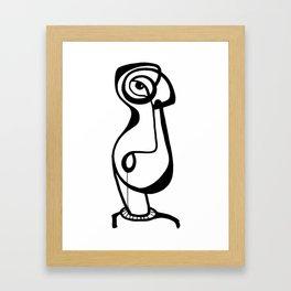 Drool [Jordan E. Eismont] Framed Art Print