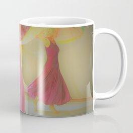Three Beautiful Dancer Coffee Mug