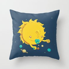 Year One Throw Pillow