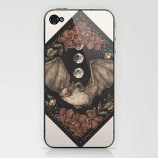 Bat iPhone & iPod Skin
