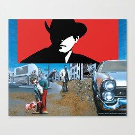 """""""Badlands"""" Canvas Print"""