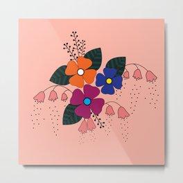 Flower..10 Metal Print