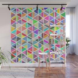 unfolding 4 Wall Mural