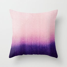 BLUR / abyss Throw Pillow