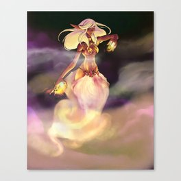 Flareon Djinn Canvas Print