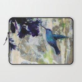 Hummingbird Haze Laptop Sleeve
