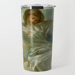 "François Boucher ""The Assumption (study)"" Travel Mug"