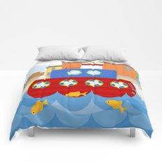 SHIP (AQUATIC VEHICLES) Comforters