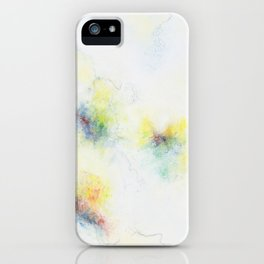 Something emerges iPhone Case