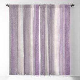 Purple Gray Watercolor Dream #1 #painting #decor #art #society6 Blackout Curtain