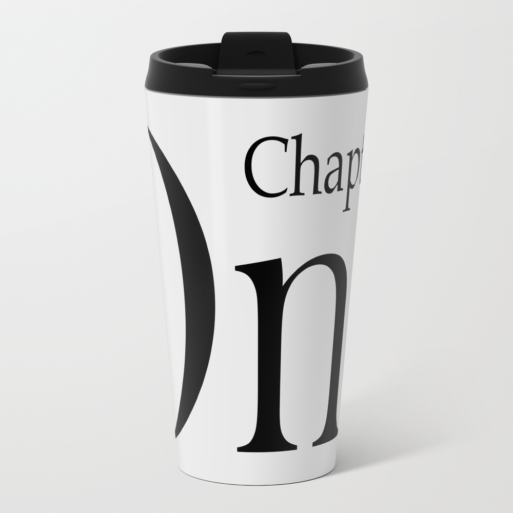 Chapter One Travel Mug TRM8849765