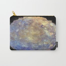 Blurry and Bright Mercury Carry-All Pouch