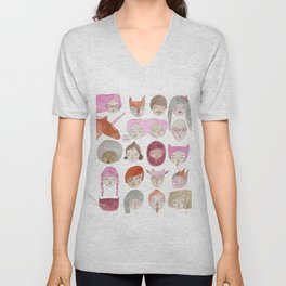 Hey Sugar! Unisex V-Neck