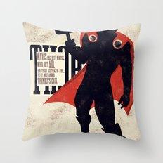 Thor: Call of Thunder Throw Pillow