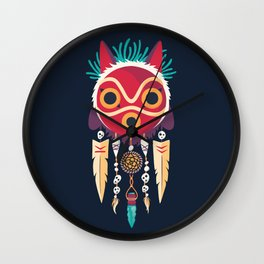 Spirit Catcher Wall Clock