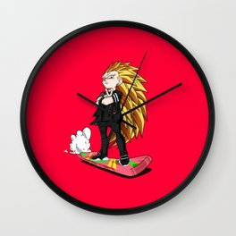 GOTENKS V1 Wall Clock