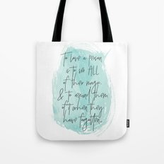 To Love... Tote Bag