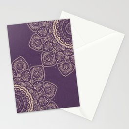 Lavender Tulips Stationery Cards
