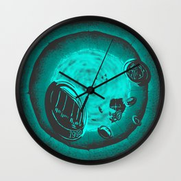A LOT of WISHES Wall Clock