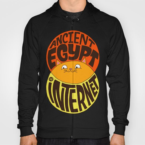 Ancient Egypt, The Internet, Cats Hoody