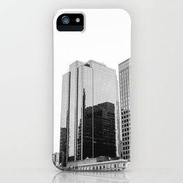 Boston Rooftop Views iPhone Case