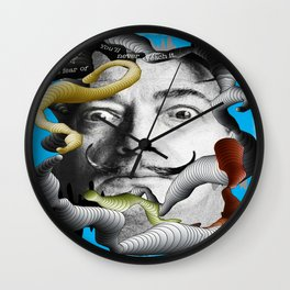 Dalianish Wall Clock
