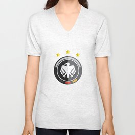 WORLDCUP IS COMING! - GERMANY Unisex V-Neck