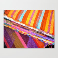Indian Boho Canvas Print