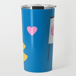 Office Romance Travel Mug