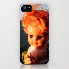 Ferry Girl iPhone Case