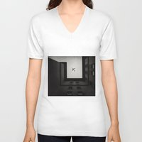 freedom V-neck T-shirts featuring Freedom by PhotoStories