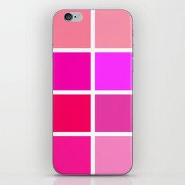 mixed iPhone Skin