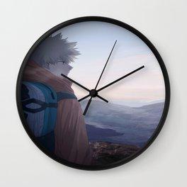 Bakugou Katsuki Wall Clock